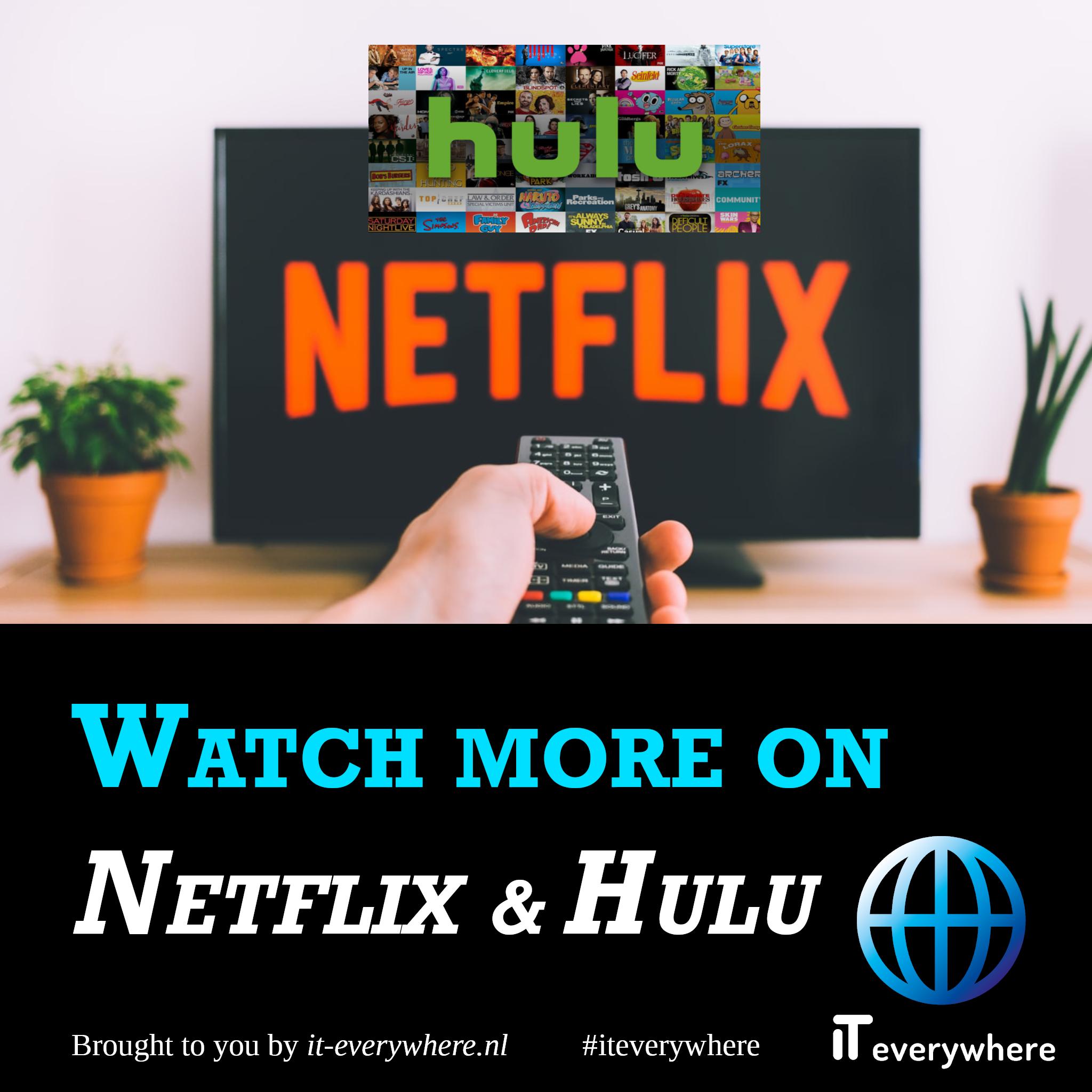 Krijg meer aanbod op Netflix