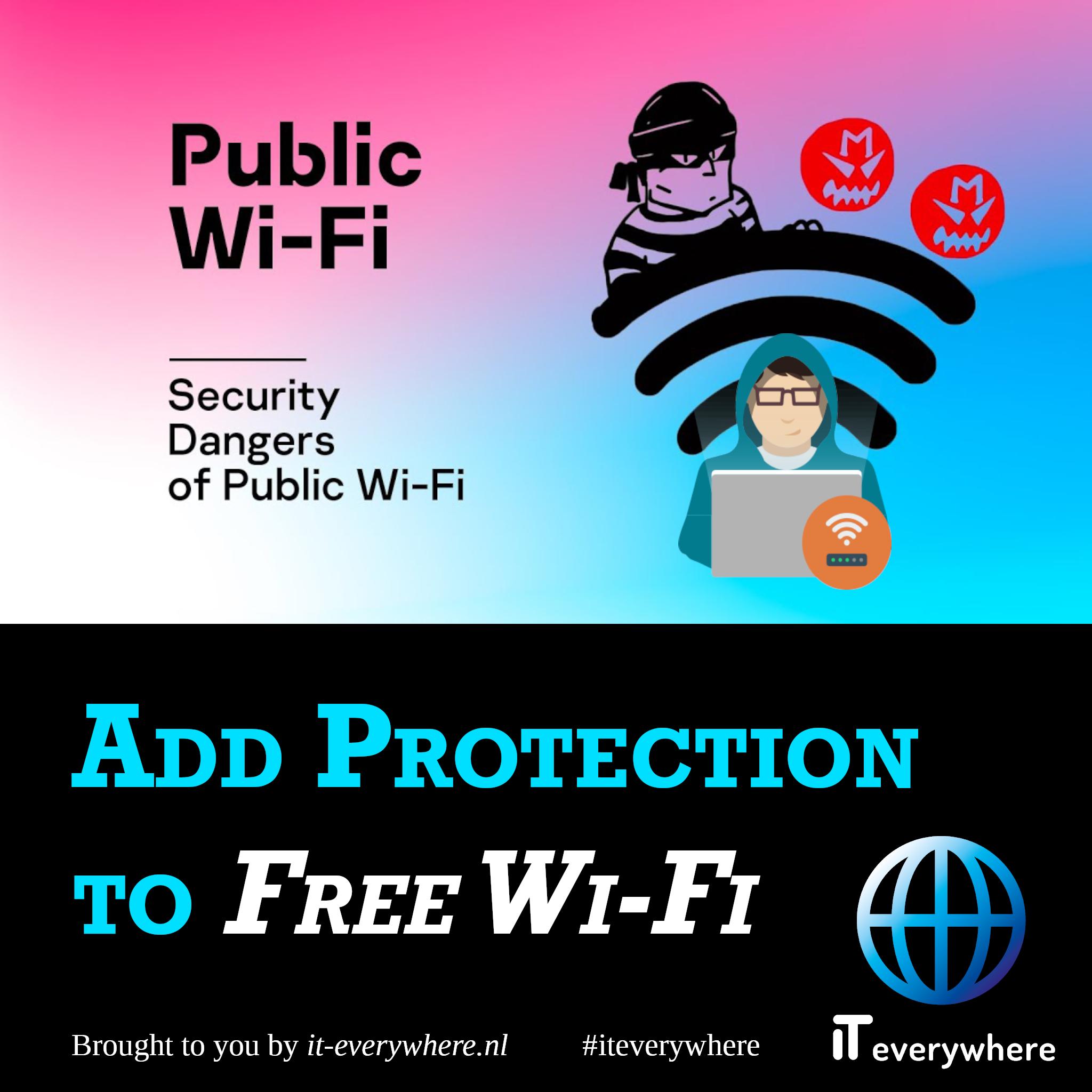 VPN zorgt voor een extra beveiligingslaag